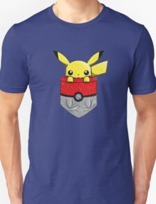 Poke Pocket Pikachu T-Shirt
