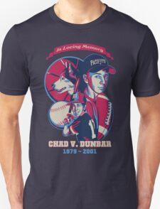 Chad V. Dunbar Memorial T-Shirt T-Shirt