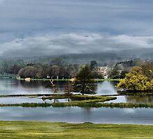 Gardens Castle Howard  by Irene  Burdell