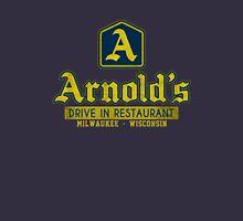 Arnold's Drive In Restaurant Navy Unisex T-Shirt