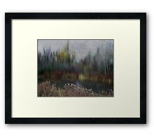 From Reality to a Dream Framed Print