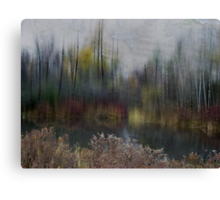 From Reality to a Dream Canvas Print