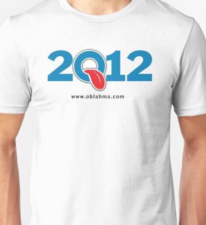 2012 Oblahma Unisex T-Shirt