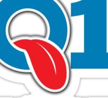 2012 Oblahma Sticker