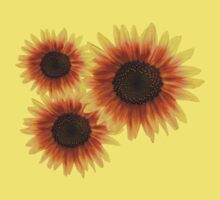 Sunflower Toni by personalized