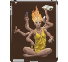 Game Shiva iPad Case/Skin