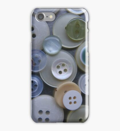 Buttons everywhere iPhone Case/Skin