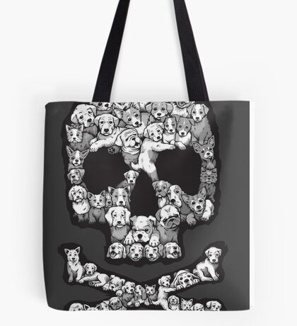 Pawsitively Bitchin' Tote Bag