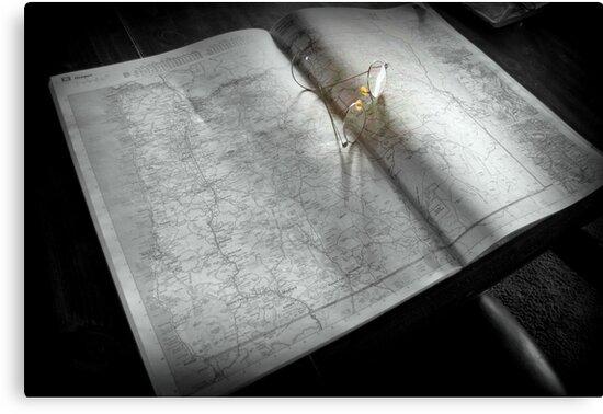 Planning A Trip by trueblvr