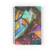 Tangled Up Spiral Notebook