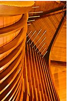 Organ Pipes in St. Paul's church by David DeWitt