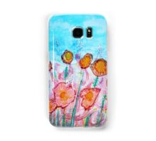 Floral Vibrant Samsung Galaxy Case/Skin