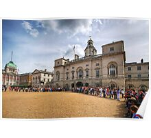 Horse Guards Parade Poster
