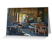 Inside Bodie Greeting Card