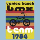 Venice Beach BMX Team by tothebone
