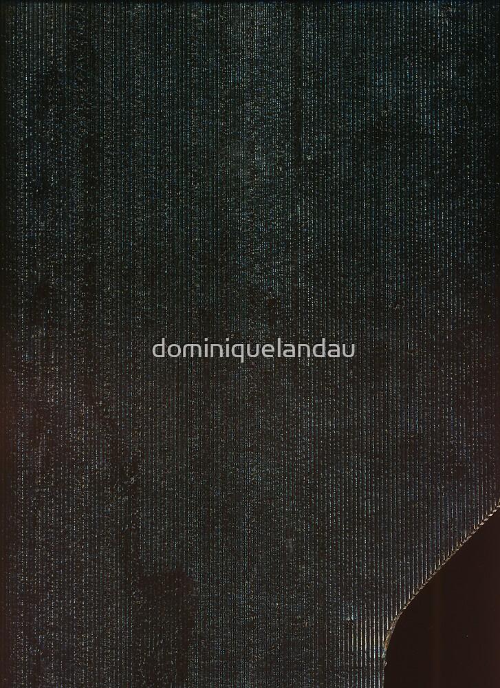Black mood by dominiquelandau