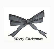 Christmas Bow Kids Tee