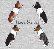 I Love Shelties! by itsjustmebre