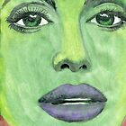 Angelina Jolie by Kashmere1646