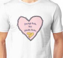 Sausage Rolls Not Gender Roles Unisex T-Shirt