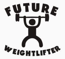 Future Weightlifter One Piece - Long Sleeve