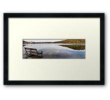 Lake Fuschl Framed Print