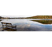 Lake Fuschl Photographic Print