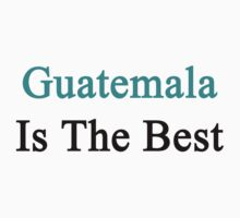 Guatemala Is The Best Kids Clothes