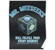 MR. MEESEEKS BOX Poster