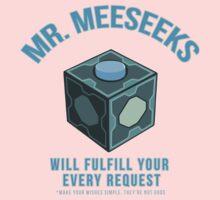 MR. MEESEEKS BOX One Piece - Short Sleeve