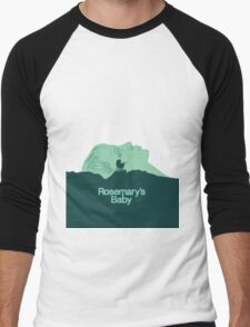 Pray For Rosemary's Baby Men's Baseball ¾ T-Shirt