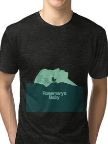 Pray For Rosemary's Baby Tri-blend T-Shirt