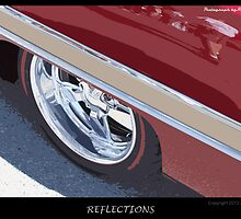 Reflections  20 x 30 Print by richmann