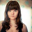Self Portrait by Alice Kent