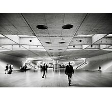 Gare do Oriente Photographic Print
