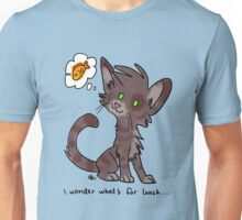 Hungry Kitty Unisex T-Shirt