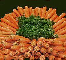 Carrots & Parsley by heatherfriedman