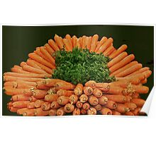 Carrots & Parsley Poster