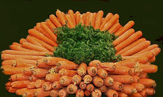 Carrots & Parsley by Heather Friedman
