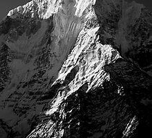 Nepal Himalaya by GuyHinksPhoto