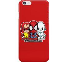 Lil Amazing Friends iPhone Case/Skin