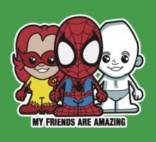 Lil Amazing Friends Baby Tee