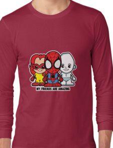 Lil Amazing Friends Long Sleeve T-Shirt