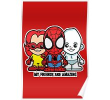 Lil Amazing Friends Poster
