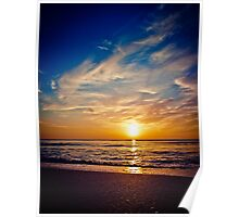 The Perfect Sunrise Poster