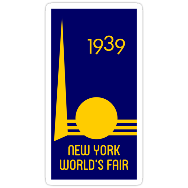 1939 Worlds Fair by LurkingGrue