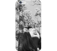 tree haze iPhone Case/Skin