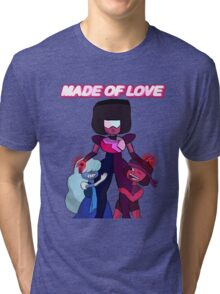 Made of Love Tri-blend T-Shirt
