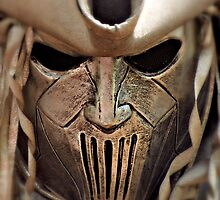 Iron Mask by artisandelimage