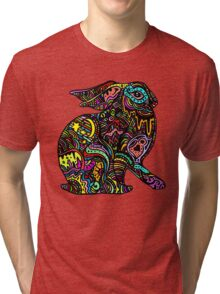 March Hare Tri-blend T-Shirt